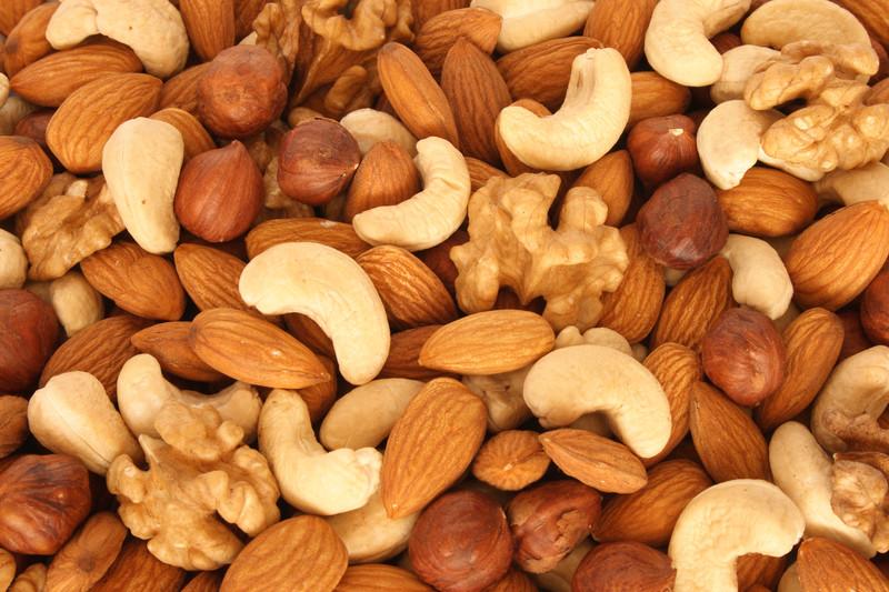 GAPS dieet: eet niet teveel noten en zaden!